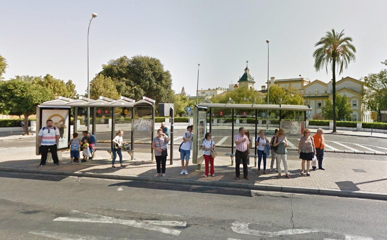 parada-bus Cómo llegar a Medina Azahara